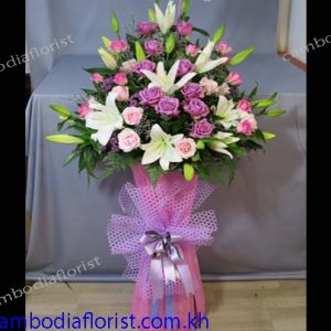 90fa97d44b0 CELEBRITY STAND-Code:278 | Floral Express Flower Shop